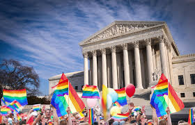 SCOTUS upholds marriage equality